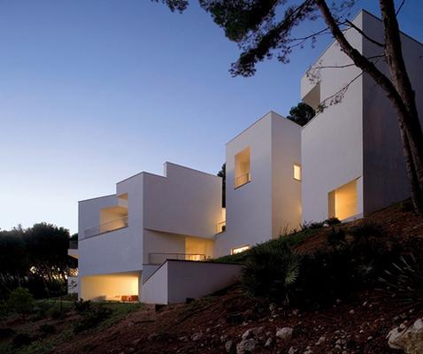 Casa en mallorca arquitectura en red - Casas en mallorca ...