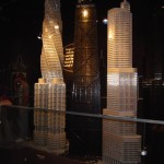 Exposición de Arquitectura con LEGO