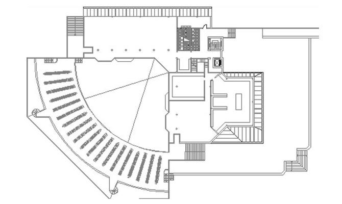 Planta arquitectura en red for Planta arquitectonica biblioteca