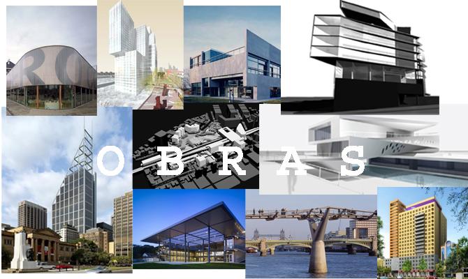 Obras de personajes relacionados con el premio Aga Khan de arquitectura