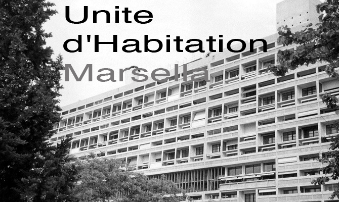 Unite D'Habitation de Marsella