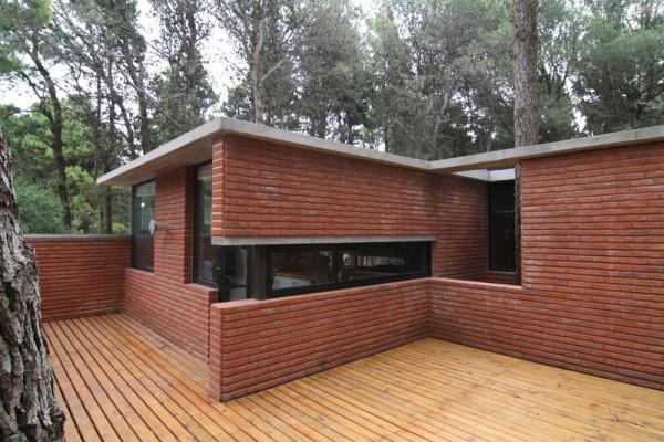 Deck de la terraza - BAK
