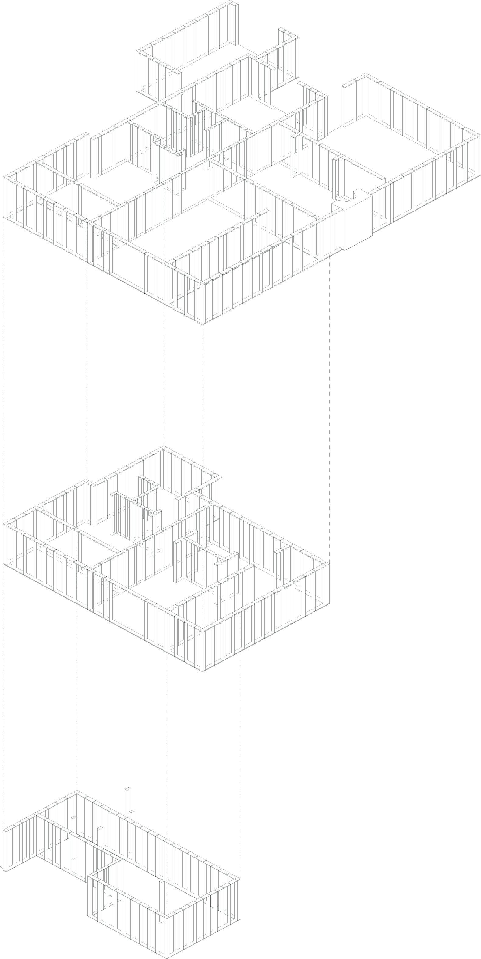 Fritz haeg bernardi residence estructura arquitectura for Estructura arquitectura