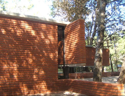 Materiales Casa de ladrillo - BAK