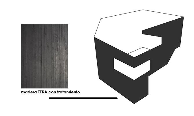 material exterior