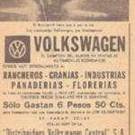 V.W armadora 1969