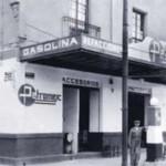 Gasolinera Petromex 1935