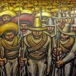 """Del porfirismo a la revolución"" David Alfaro Siqueiros"