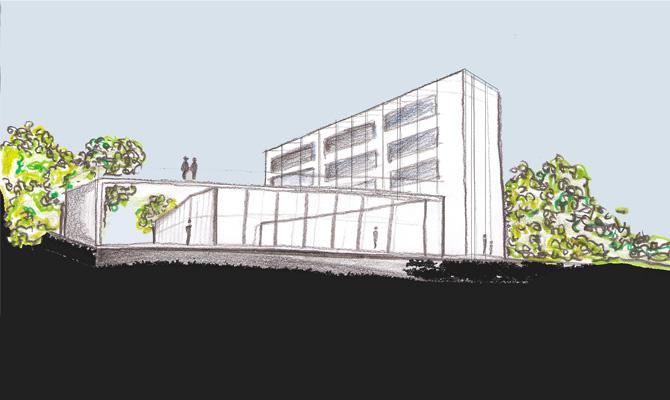 Intervencion en planta libre arquitectura en red for Plantas de arquitectura