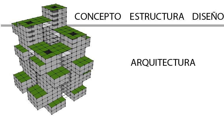Estructura y dise o arquitect nico arquitectura en red for El concepto de arquitectura