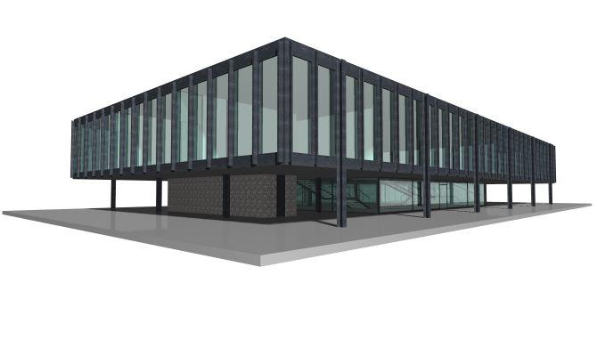 La simbiosis concepto estructura arquitectura en red for Estructura arquitectura