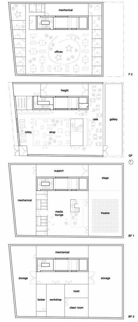 Programa zanaa arquitectura en red for Plan de arquitectura