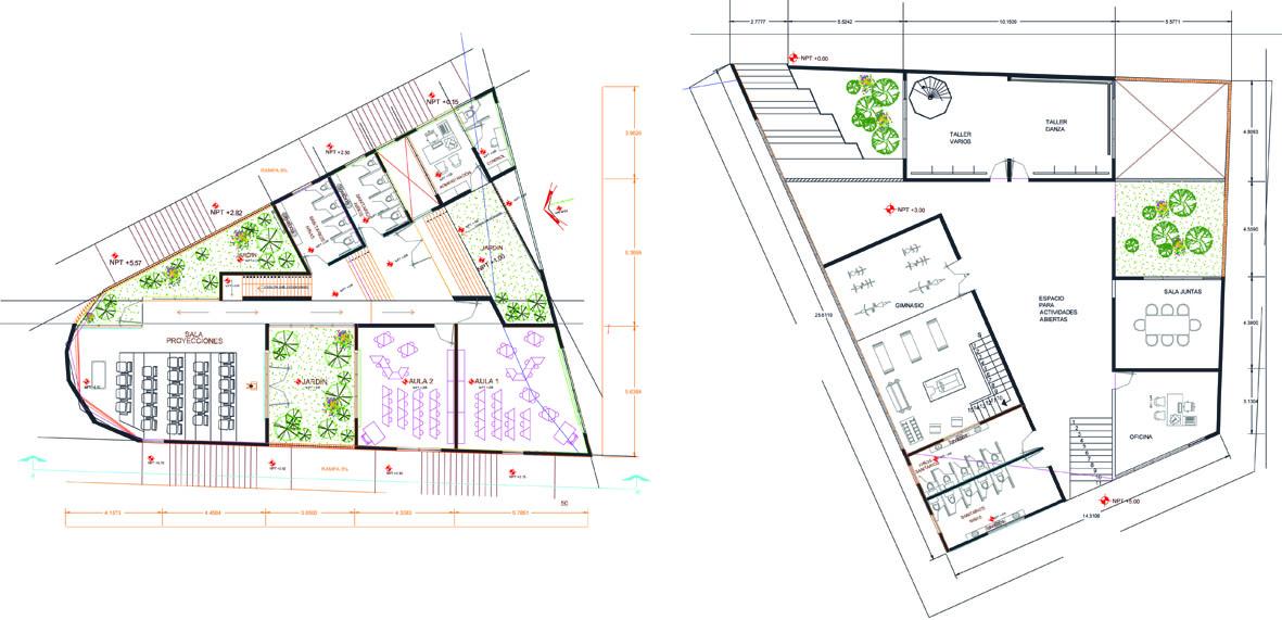 Programa Naucalpan Arquitectura En Red